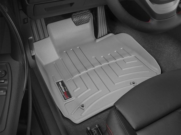 WeatherTech BMW 320i Floor Mats