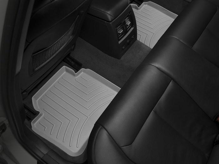 WeatherTech BMW 328i GT xDrive Floor Mats