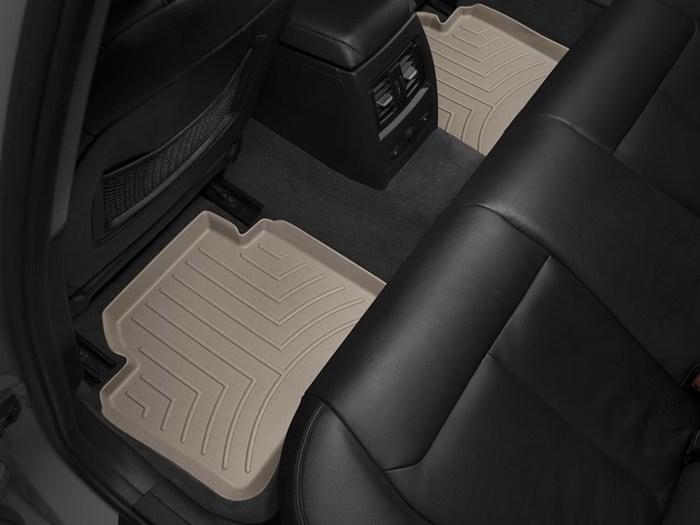 WeatherTech BMW 330e Floor Mats
