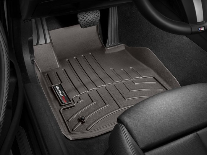 WeatherTech BMW 428i Gran Coupe Floor Mats