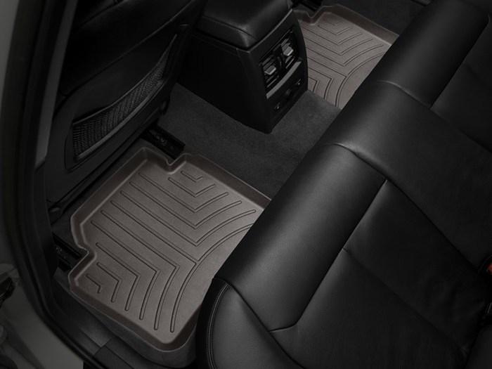 WeatherTech BMW 435i Gran Coupe Floor Mats