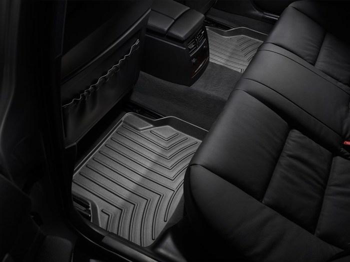 WeatherTech BMW 525xi Floor Mats