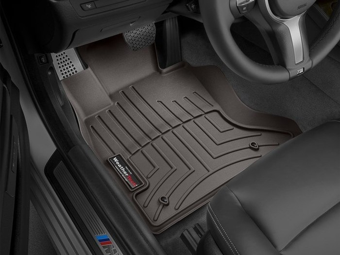 WeatherTech BMW 528i Floor Mats
