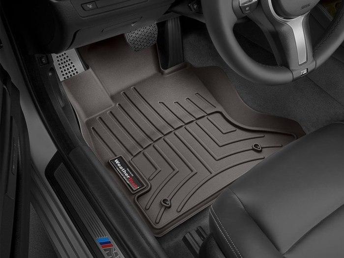 WeatherTech BMW 535d Floor Mats
