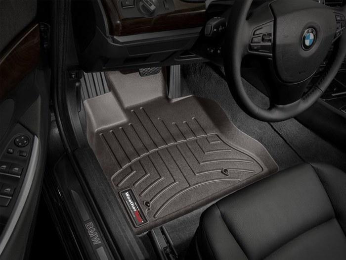 WeatherTech BMW 535i GT Floor Mats