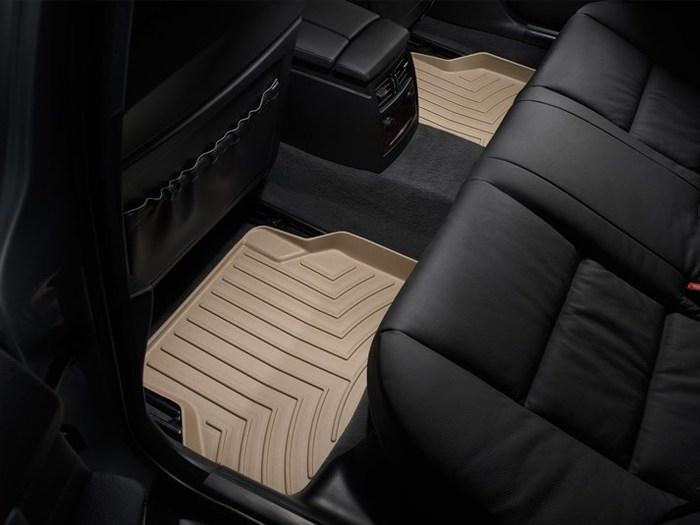 WeatherTech BMW 535xi Floor Mats