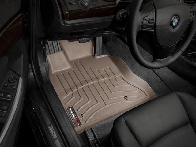 WeatherTech BMW 550i GT Floor Mats