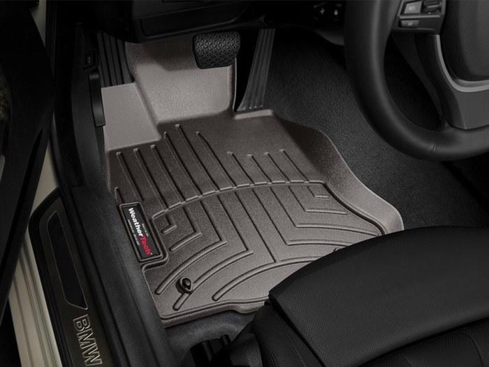WeatherTech BMW 640i Gran Coupe Floor Mats