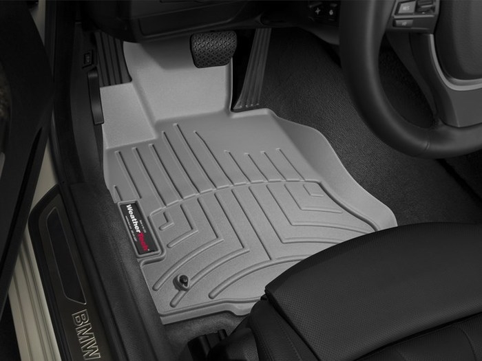 WeatherTech BMW 650i Floor Mats
