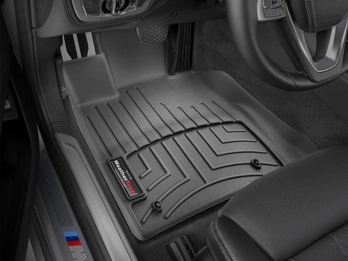 WeatherTech BMW 740i xDrive Floor Mats