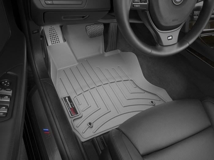 WeatherTech BMW 740Ld xDrive Floor Mats