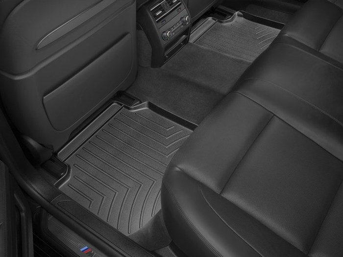 WeatherTech BMW 740Li xDrive Floor Mats