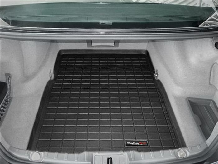 WeatherTech BMW 760Li Floor Mats