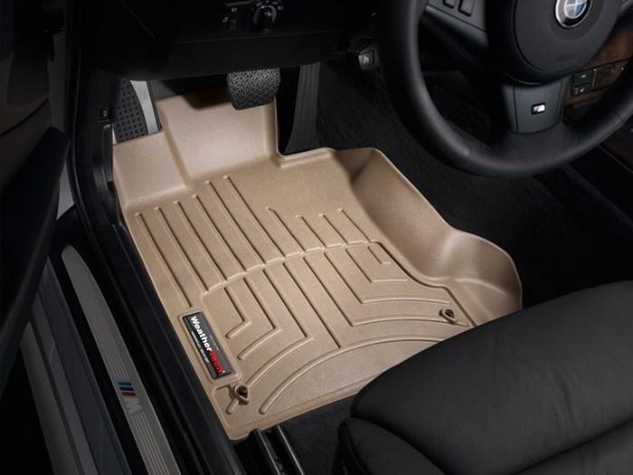 WeatherTech BMW M5 Floor Mats