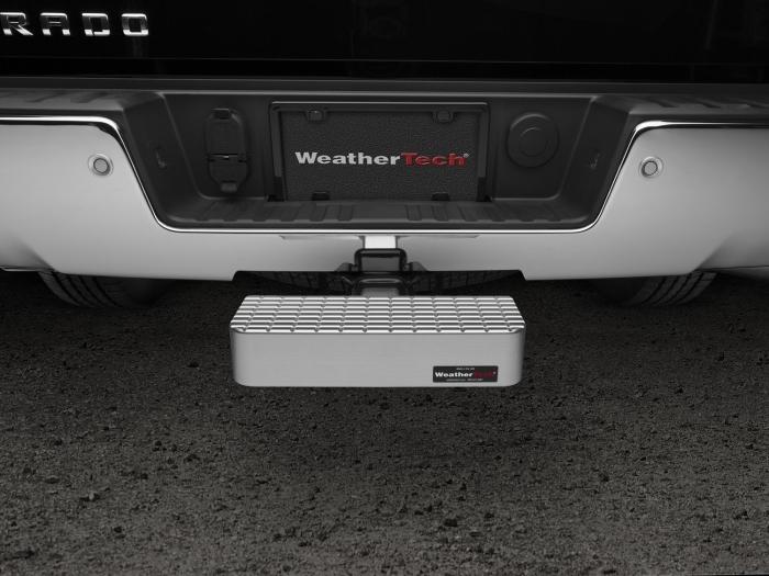WeatherTech BumpStep Billet Step & Bumper Protection