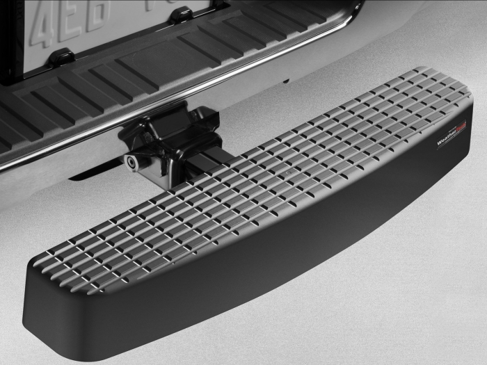 WeatherTech BumpStepXL Step & Bumper Protection