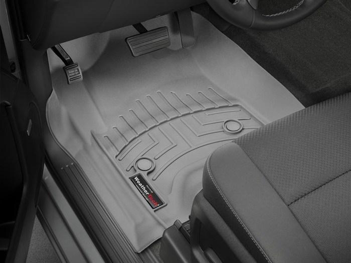 WeatherTech Cadillac Escalade ESV Floor Mats