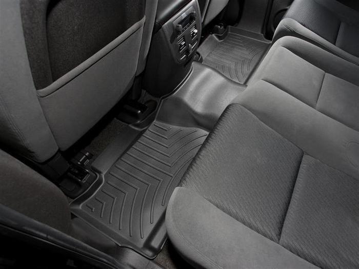 WeatherTech Chevrolet Avalanche Floor Mats