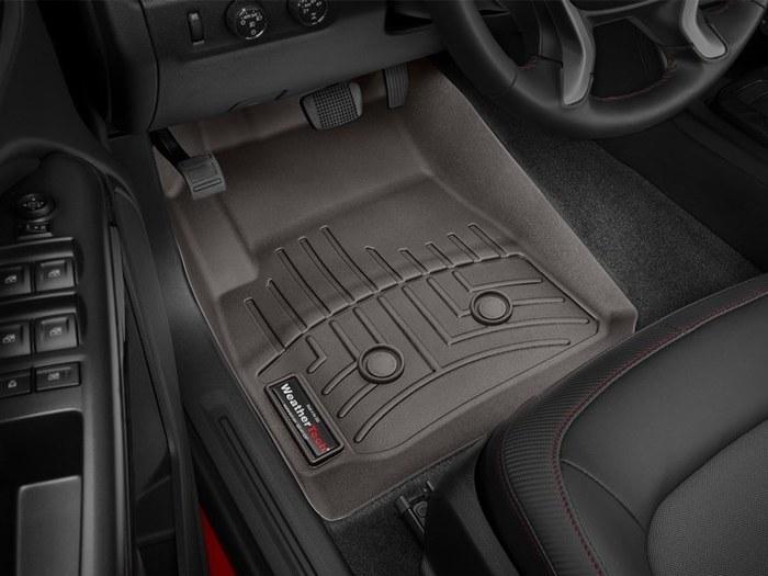 WeatherTech Chevrolet Colorado Floor Mats