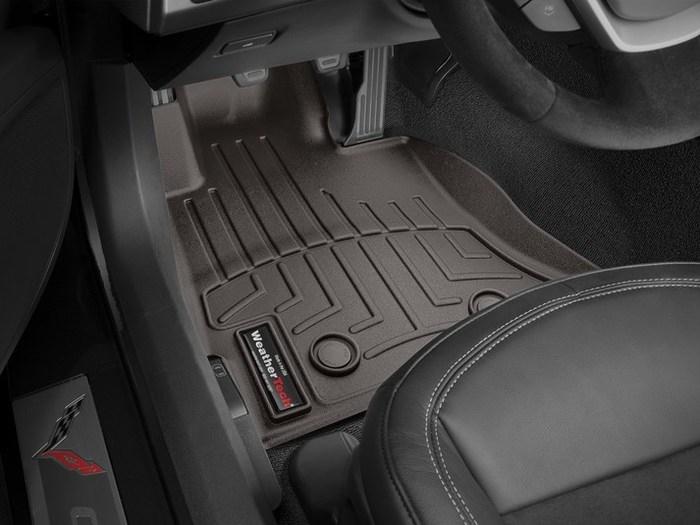 WeatherTech Chevrolet Corvette Floor Mats