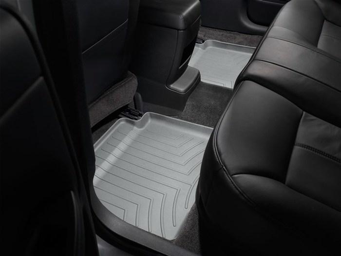 WeatherTech Chevrolet Impala Limited Floor Mats