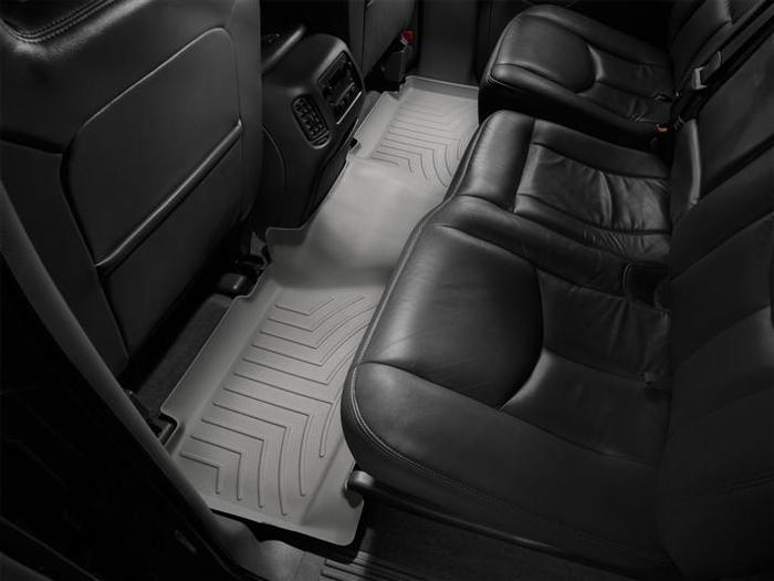 WeatherTech Chevrolet Silverado 1500 HD Floor Mats
