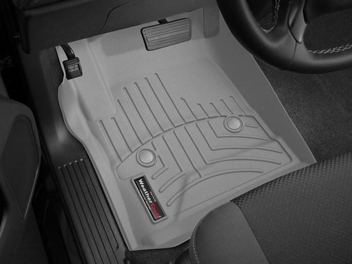 WeatherTech Chevrolet Silverado 2500 HD Floor Mats