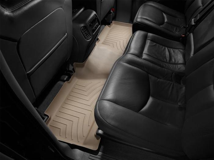 WeatherTech Chevrolet Silverado 3500 Floor Mats