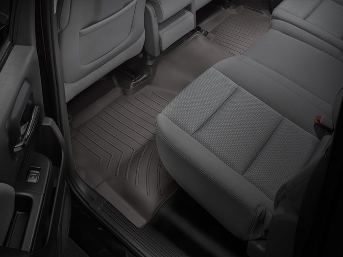 WeatherTech Chevrolet Silverado 3500 HD Floor Mats