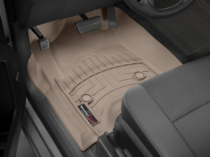 WeatherTech Chevrolet Suburban 3500 HD Floor Mats