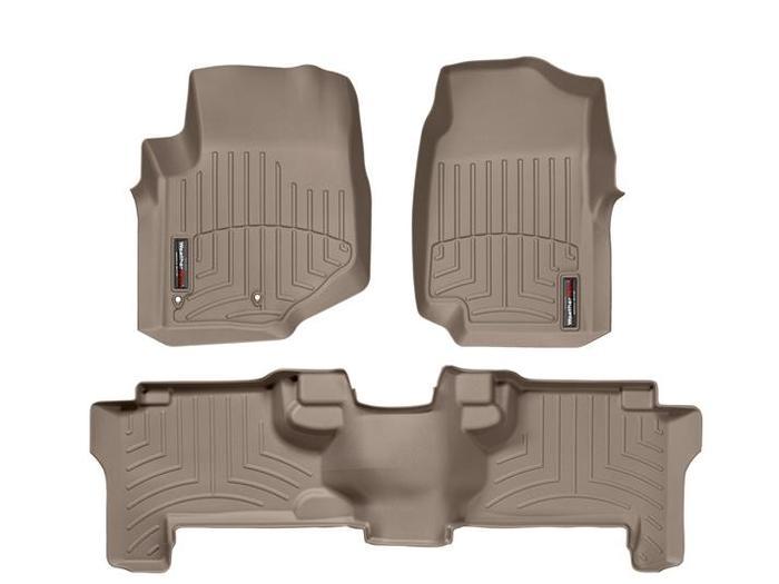 WeatherTech Chevrolet Trailblazer EXT Floor Mats