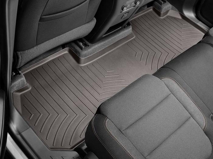 WeatherTech Chevrolet Traverse Floor Mats