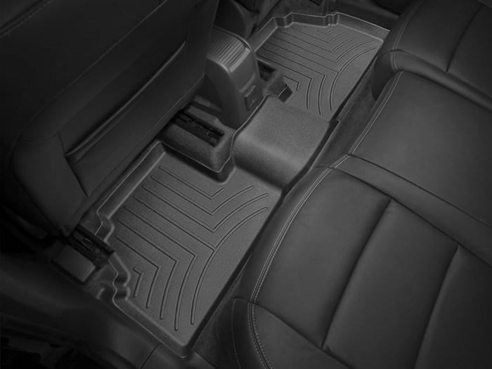 WeatherTech Chevrolet Trax Floor Mats