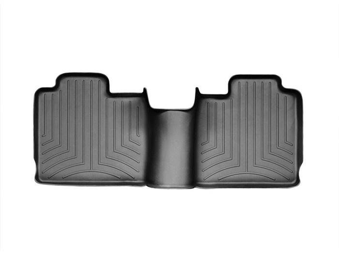 WeatherTech DigitalFit Floor Mats for 1997-2001 Jeep Cherokee [Covers Rear, Black] (WEA94674)