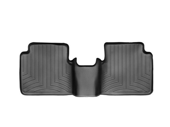 WeatherTech DigitalFit Floor Mats for 1998-2002 Honda Accord [Covers Rear, Black] (WEA94724)
