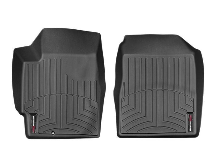 WeatherTech DigitalFit Floor Mats for 2002-2006 Nissan Altima [Covers Front, Black] (WEA94816)