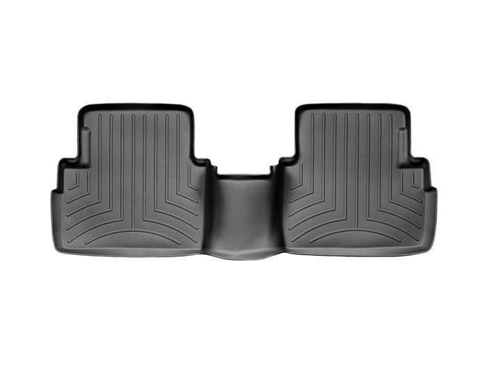 WeatherTech DigitalFit Floor Mats for 2004-2008 Suzuki Forenza [Covers Rear, Black] (WEA94730)