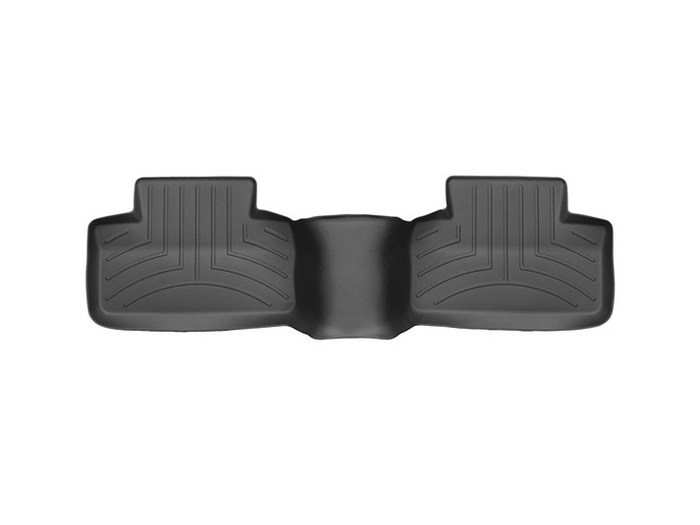 WeatherTech DigitalFit Floor Mats for 2012-2013 Land Rover Range Rover Evoque [Covers Rear, Black] (WEA95043)