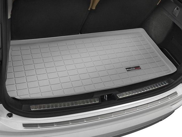 Weathertech 42804 Floor Mats For 2016 2020 Volvo Xc90 Gray Cargo