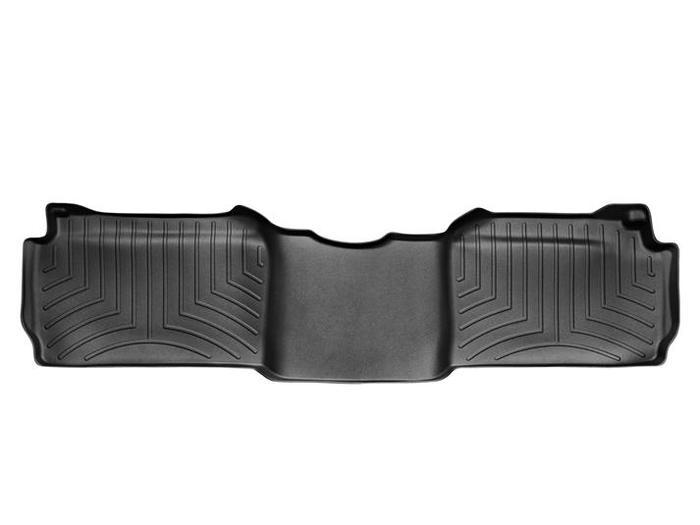 WeatherTech DigitalFit Floor Mats for Chevrolet/GMC [Covers Rear, Black] (WEA94671)