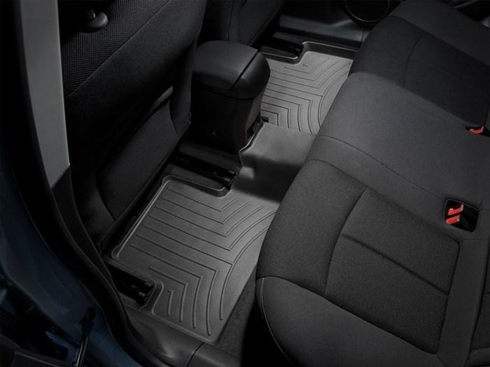 WeatherTech DigitalFit Floor Mats for Cruze/Cruze Limited [Covers Rear, Black] (WEA94913)