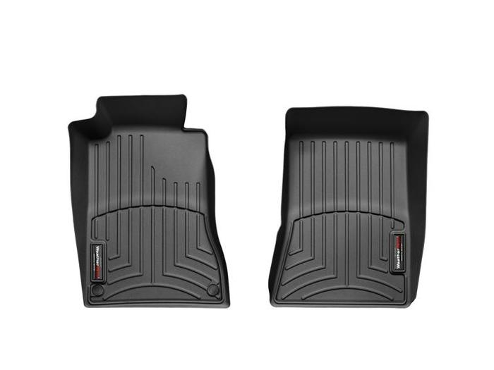 WeatherTech DigitalFit Floor Mats for Mercedes-Benz [Covers Front, Black] (WEA94667)