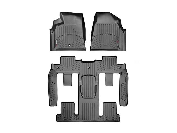 WeatherTech DigitalFit for Buick/Chevrolet/GMC/Saturn (442511-441114) Floor Mats
