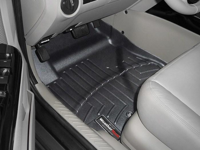 WeatherTech DigitalFit for Ford/Mazda/Mercury (443031) Floor Mats