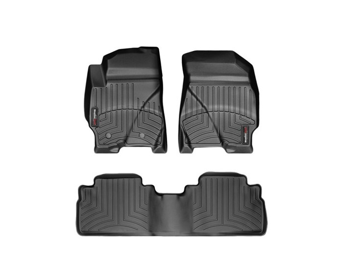 WeatherTech DigitalFit for Ford/Mazda/Mercury (443541-441192) Floor Mats