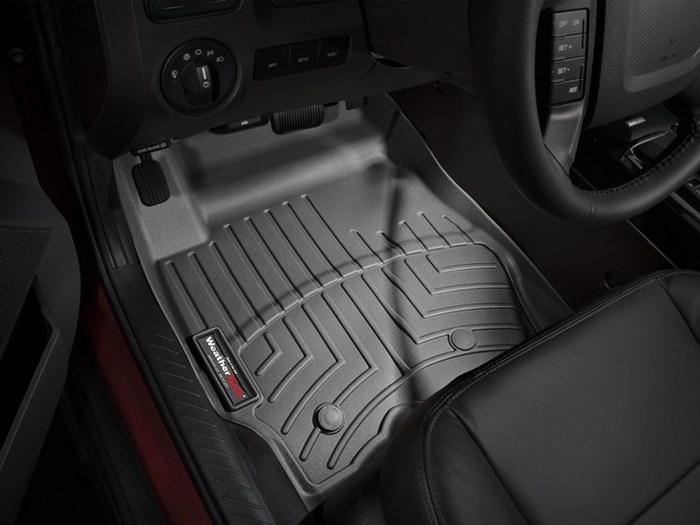 WeatherTech DigitalFit for Ford/Mazda/Mercury (443541) Floor Mats