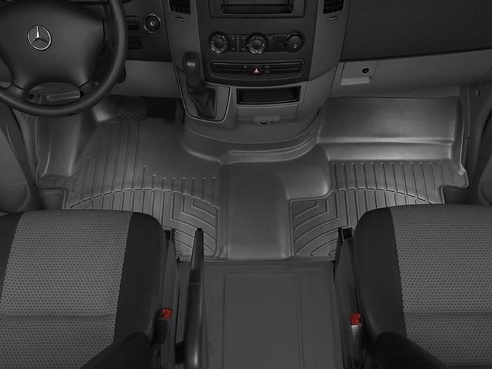 WeatherTech Dodge Sprinter 2500 Floor Mats