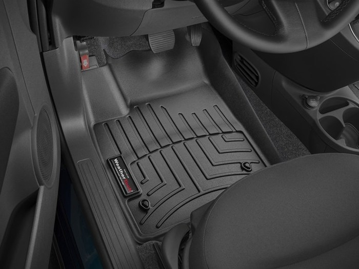 WeatherTech Fiat 500 Floor Mats