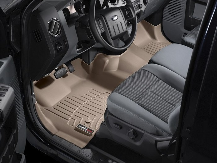 WeatherTech Ford F-250 Super Duty Floor Mats