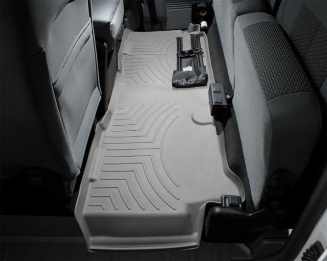 WeatherTech Ford F-350 Super Duty Floor Mats